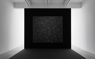 Exhibition view: Trevor Paglen,A Study of Invisible Images, Metro Pictures, New York (8 September–21 October 2017). Courtesy the artist and Metro Pictures. Photo: Genevieve Hanson