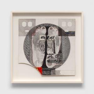 Untitled (Merry Xmas) by Ray Johnson contemporary artwork