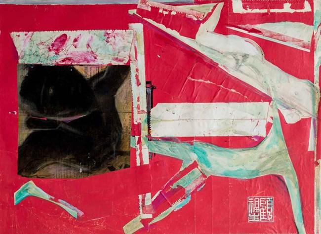 Jigsaw by Fu-sheng Ku contemporary artwork