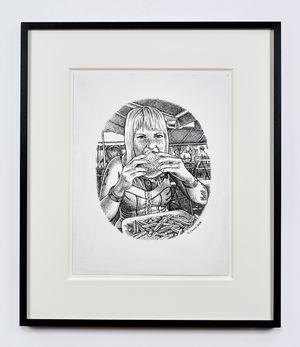 Untitled by R. Crumb contemporary artwork