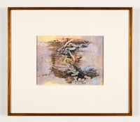 Beetle Umwelt IV by John Wolseley contemporary artwork print