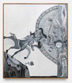 The Fall by Tobias Pils contemporary artwork