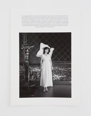 Chambre avec vue (FR) * by Sophie Calle contemporary artwork