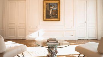 Robilant+Voena contemporary art gallery in Paris, France