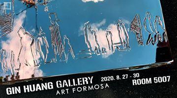 Contemporary art art fair, ART Formosa 2020 at Gin Huang Gallery, Taichung City, Taiwan