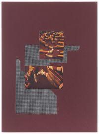 Floorgames by Thomas Eggerer contemporary artwork works on paper
