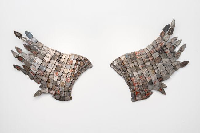 Celestial Routines by Usha Seejarim contemporary artwork