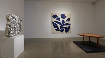 Contemporary art exhibition, Group Exhibition, Freeform at Timothy Taylor, London