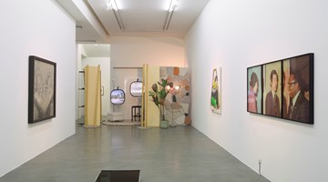 Contemporary art exhibition, Group Exhibition, Screen Memory at Simon Lee Gallery, London