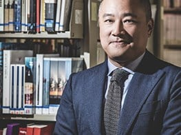 When Worlds Collide: Benjamin Cha's New Role At The Asia Art Archive