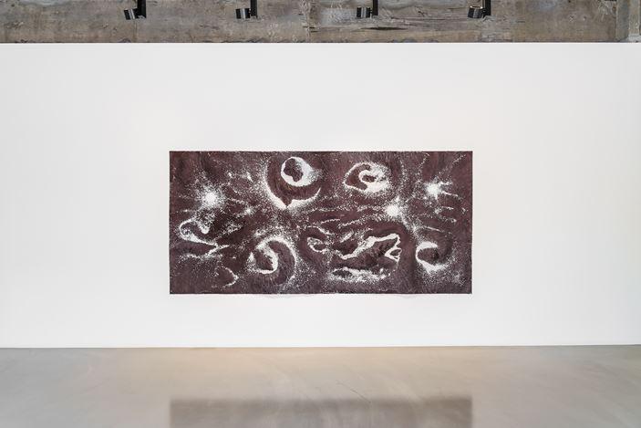 Exhibition view: Koh San Keum,Infinite Tolerance, Gallery Baton, Seoul (30 August–2 October 2019). Courtesy Gallery Baton. Photo: Jeon Byung Cheol