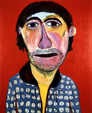 Jerry by Martin Maloney contemporary artwork