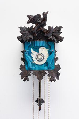 Tweet by Fiona Hall contemporary artwork