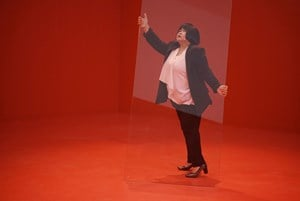 I Love You 我爱你 by Melati Suryodarmo contemporary artwork