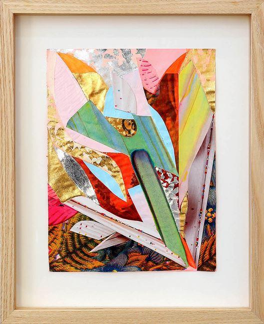 bush doof by Miranda Parkes contemporary artwork