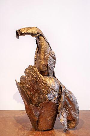 Cluster V by Mrinalini Mukherjee contemporary artwork sculpture