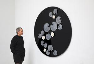 Pond (wall piece) (1) by Hans op de Beeck contemporary artwork