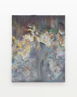 Slow Burning Line by Leslie Martinez contemporary artwork