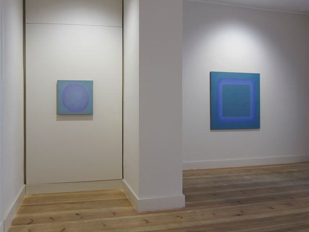 Exhibition view: Chen Ruo Bing, What we cannot speak about, Galerie Albrecht, Berlin (11 September–14 November 2020). Courtesy Galerie Albrecht.