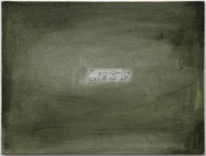 lust by Kristin Stephenson (Hollis) contemporary artwork
