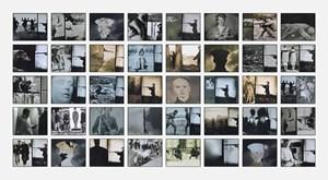 Landscape of Evil by Michelle Stuart contemporary artwork