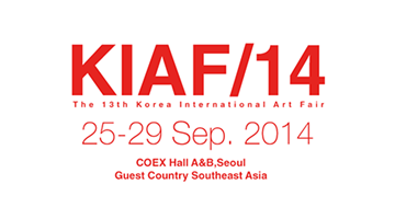 Contemporary art exhibition, KIAF/14  at Ocula Advisory, Seoul, South Korea