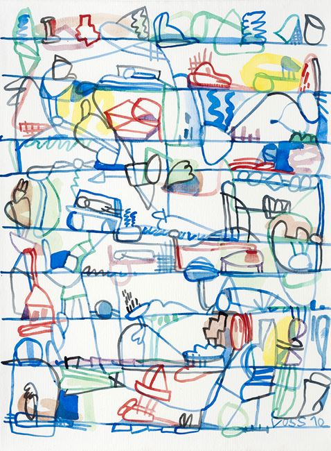 Horio by Jan Voss contemporary artwork