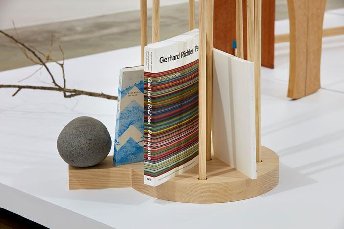 Exhibition view: Lee Jeongbae and Jinju Lee, Seng Hwal, Baik Art, Seoul (24 September–15 October 2019). Courtesy Baik Art.
