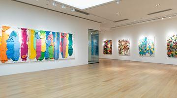 Contemporary art exhibition, Zhu Jinshi, Li Bai's Snow at Tang Contemporary Art, Hong Kong