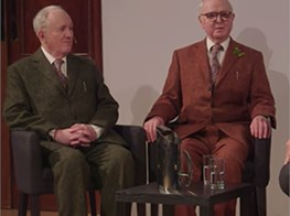 Gilbert & George in conversation with Tim Marlow