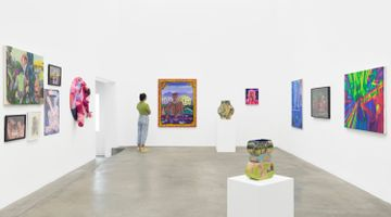Contemporary art exhibition, Group exhibition, It's Much Louder Than Before at Anat Ebgi, Culver City, USA