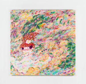 Untitled (ARP21-03) by Ayako Rokkaku contemporary artwork
