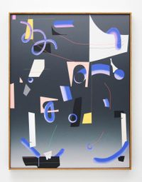 Untitled by Luke Rudolf contemporary artwork painting