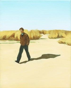 Sand by Tim Eitel contemporary artwork