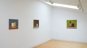 Contemporary art exhibition, Jude Rae, Recent Paintings at Two Rooms, Auckland