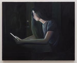 Crystallight by Srijon Chowdhury contemporary artwork