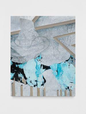 Evidence E7 W5 P9 by Iulia Nistor contemporary artwork