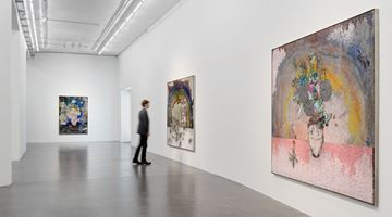 Contemporary art exhibition, Matthew Day Jackson, Flowers, Windows and Thistles at Hauser & Wirth, Zürich, Zurich