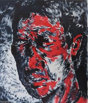 The Observer by Sun Xun contemporary artwork