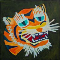 Tiger Force Member #9 by Farhad Farzaliyev contemporary artwork painting
