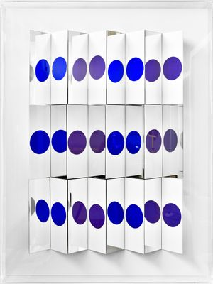 IDO4 by Christian Megert contemporary artwork