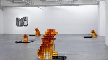 Contemporary art exhibition, Liang Ban, Pearl Rolling Across the Floor at de Sarthe, de Sarthe, Hong Kong