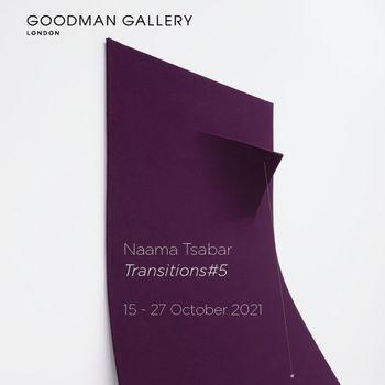 Goodman Gallery Advert