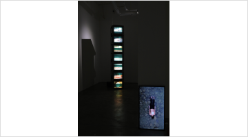 Contemporary art exhibition, Tong Wenmin, Escape from discipline 规训的逃逸 at A Thousand Plateaus Art Space, Chengdu, China