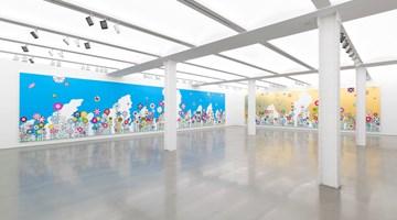 Contemporary art exhibition, Takashi Murakami, « Heads ↔ Heads » at Perrotin, New York, USA