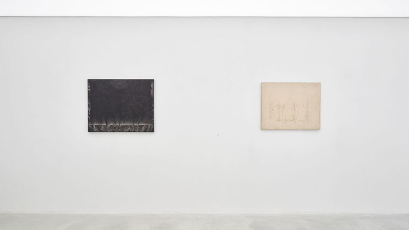 Exhibition view: Chung Chang-Sup, Axel Vervoordt Gallery, Antwerp (4 July–19 September 2020). Courtesy Axel Vervoordt Gallery.