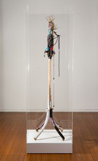 there is always more by Del Kathryn Barton contemporary artwork sculpture
