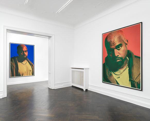 Exhibition view: Heji Shin,Kanye, Galerie Buchholz, Berlin (15 March–20 April 2019). Courtesy Galerie Buchholz.