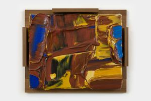 Battle for Palm Tree Hill / Notary by Kenjiro Okazaki contemporary artwork