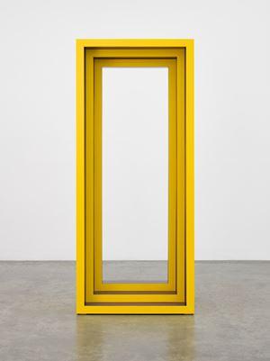Running Box I by John Kørner contemporary artwork